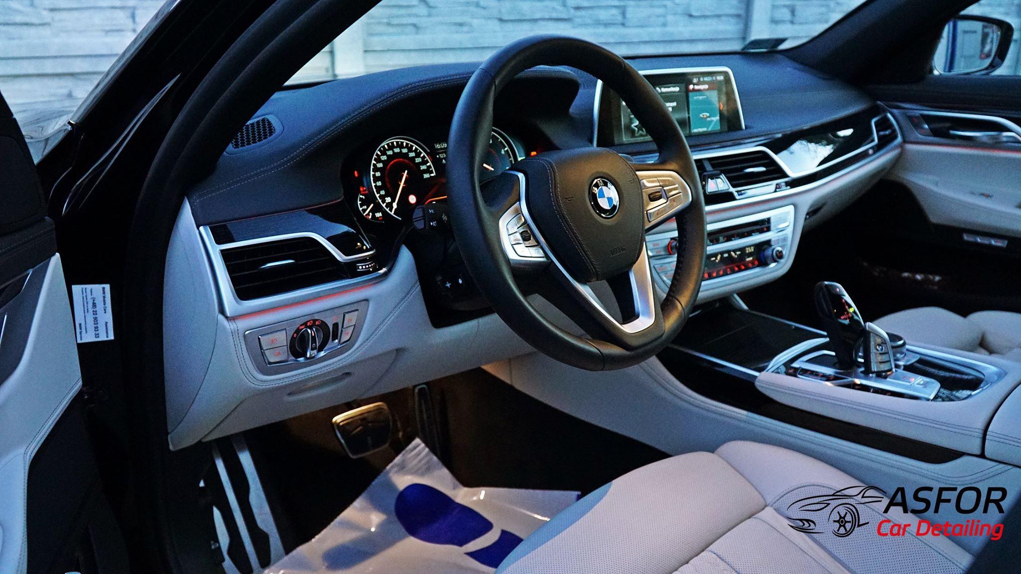 Zabezpieczenie wnętrza auta Asfor autodetaling Łódź