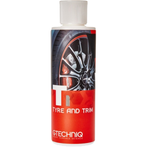 T1 Tyre and Trim Dressing do opon asfor cardetailing